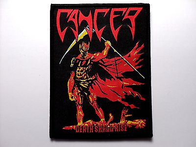 Cancer  Woven Patch
