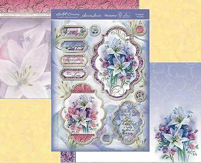 Hunkydory - Heartfelt Occasions Topper Set In Deepest Sympathy Die Cut