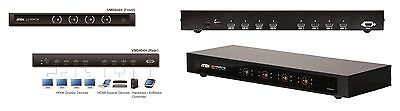 ATEN VM0404H 4 x 4 HDMI Audio/Video Matrix Switch