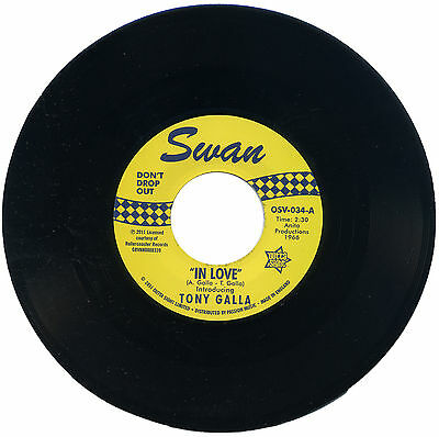 "Tony Galla  ""in Love""    All Time Monster Northern Soul Dancer    Listen!"