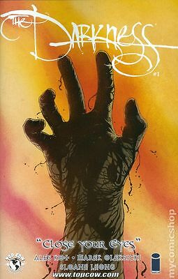 Darkness Close Your Eyes (2014) #1 VF