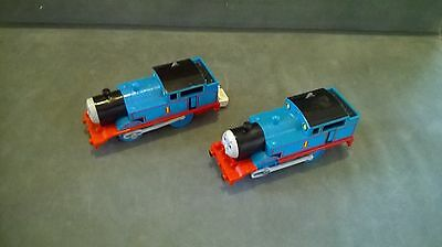 Set Of 2 Thomas The Tank Engine Battery Powered Train Engines