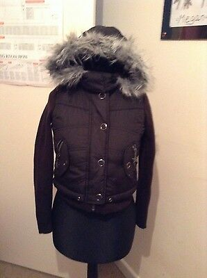 girls winter jacket age 8-9yrs