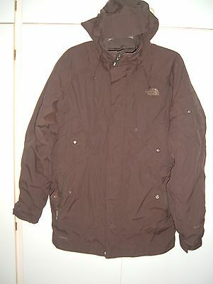 The North Face Cryptic Recco Lined Snowboarding Ski Jacket - Men's Size Large