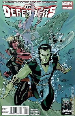 Defenders (2011 Marvel) #5A VF