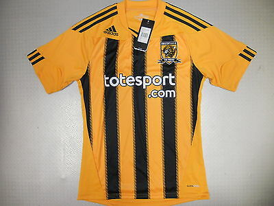 Trikot Hull City Home 10/11 Orig Adidas Gr XL neu