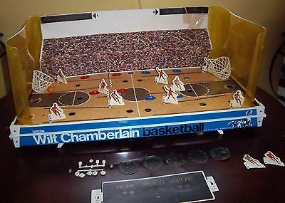 Coleco Basketball  Game  Wilt Chamberlain 1973