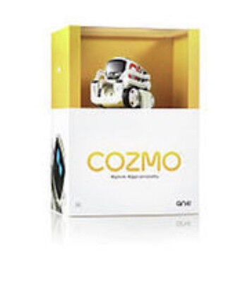 Cozmo By Anki Interactive Robot With Real Emotions 2016 Christmas Toy Brand New!