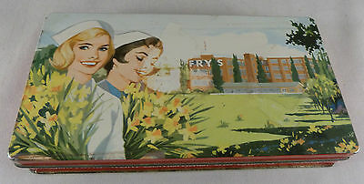 Vintage Fry's Souvenir Chocolate Tin From Somerdale