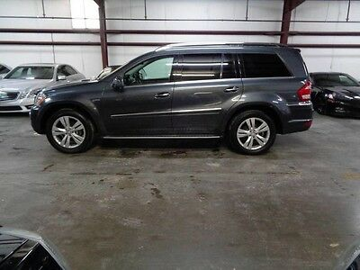 2011 Mercedes-Benz GL-Class Bluetec 4Matic Sport Utility 4-Door 11 GL350 BlueTEC AWD GPS Navi TV DVD Sunroofs Heated Seats WE FINANCE Texas