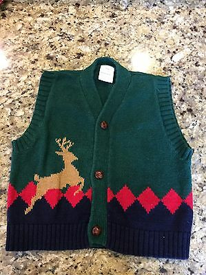 Vintage Child Ugly Christmas Sweater