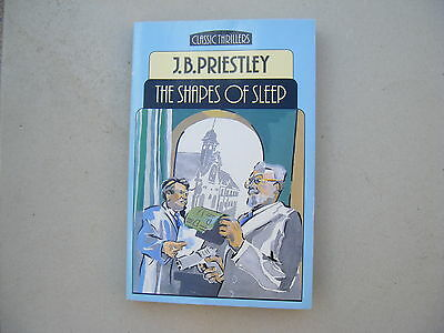 THE SHAPES OF SLEEP by J.B. Priestley. NEW Paperback Book