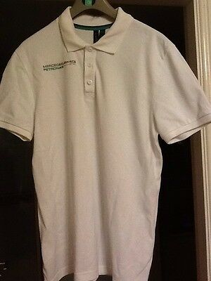 Mercedes AMG Petronas T-Shirt Brand New Without Tags - Large