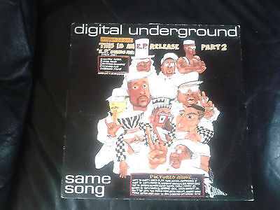 Digital Underground - Same Song,This is an EP Release Part 2 (1991) Big Life Rec