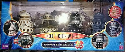 7th Doctor Who BBC Rememberance Of The Daleks Collectors set imperial renegade