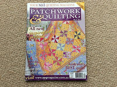 Australian Patchwork & Quilting - Volume 12, Number 3