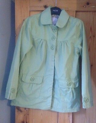 Lovely Girls Coat Age 11-12 Next