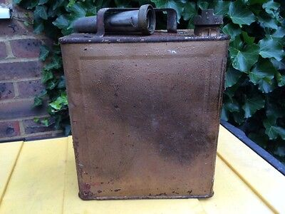 Collector's Item Period Petrol Can