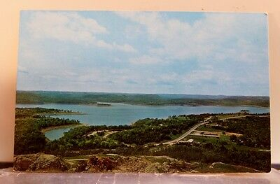 Scenic Table Rock State Park Lake Postcard Old Vintage Card View Standard Post