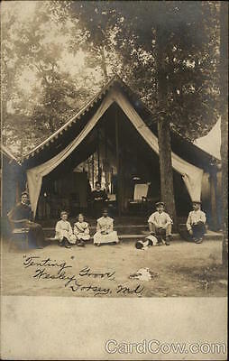 RPPC Dorsey MD Tenting at Wesley Grove Anne Arundel County,Howard County