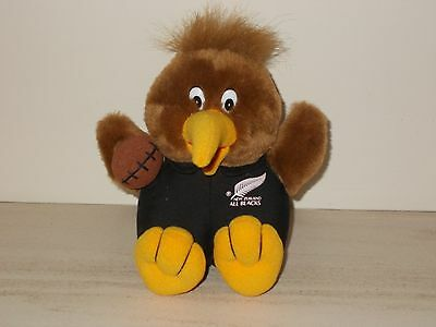 Rugby New Zealand All Blacks soft toy Mascot