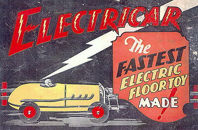 Electricar KOKOMO Instruction Book