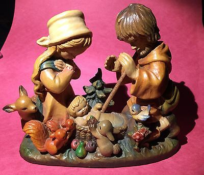 """Anri Holy Family # 651556 This is the Large One 6"""""""