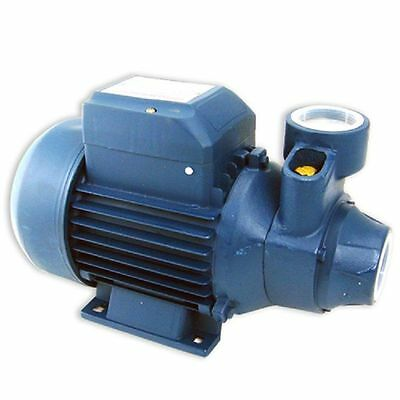 "1"" Centrifugal Clear Water Pump 1/2 HP Electric Pond Pool 650 GPH 3450 RPM NR"