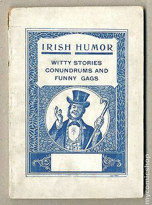 Pat Rooney's Quaint Conundrums & Funny Gags (1879) GD/VG 3.0