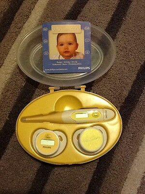 Philips Baby Thermometer Set - Used Once