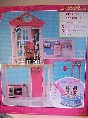 Barbie My Style House, Brand New, No Box, Dolls, Furniture or Accessories