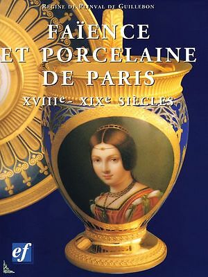 Faience and Porcelain from Paris 18th and 19th centuries