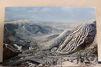 Scenic Waterville Valley Postcard Old Vintage Card View Standard Souvenir Postal