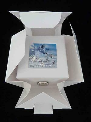 Swarovski Kris Bear Celebration-Ret 2004-Mint In Box