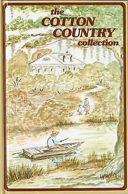 The Cotton Country Collection by Junior League of Monroe Hardcover Book (English