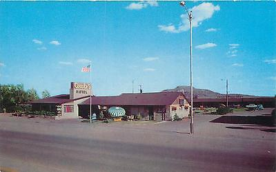 TUCUMCARI, NM New Mexico   CIRCLE S MOTEL   Route 66  Roadside c1950s  Postcard