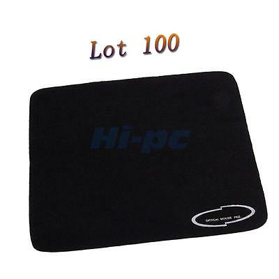 Lot 100pcs New 1030 Mouse Pad with Brand High Quality for Game Players Black
