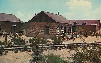 SHAKESPEARE, NM New Mexico   GRANT HOUSE Ghost Town   c1960s    Postcard