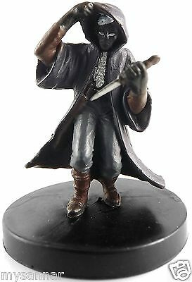 D&D mini DROW ROGUE Giants of Legend #46 Dungeons & Dragons Pathfinder Miniature