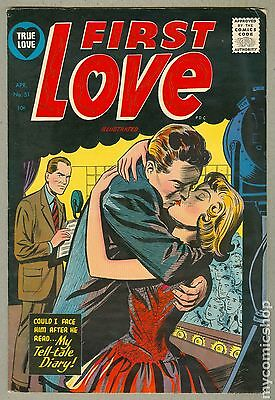 First Love Illustrated (1949) #51 FN- 5.5