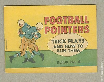 Football Pointers (1965) #4 VF 8.0