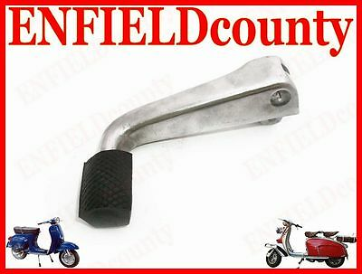 Brand New Vespa Brake Pedal With Rubber Rally, Super, Sprint, Gs, Sportique @cad