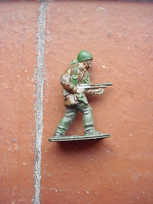Lone Star plastic British Paratrooper x 1 54mm