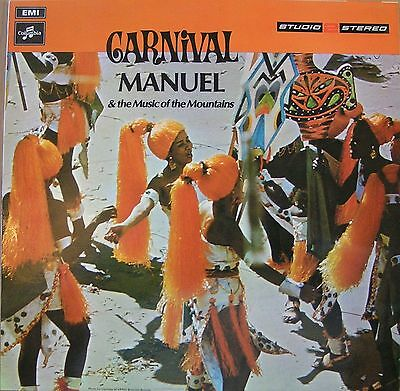 Manuel & The Music Of The Mountains - Carnival