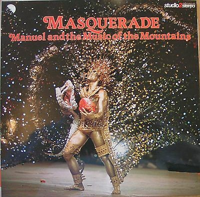 Manuel & The Music Of The Mountains - Masquerade