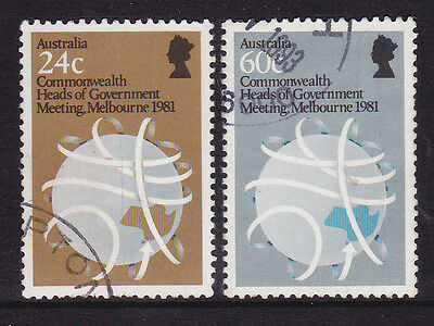 1981 C.H.O.G.M - Complete Set of Used Stamps