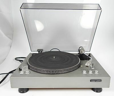 Scott Ps-87 Direct Drive Automatic Turntable Plattenspieler