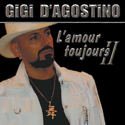 CD Gigi D'Agostino L'Amour Toujours II  2CDs
