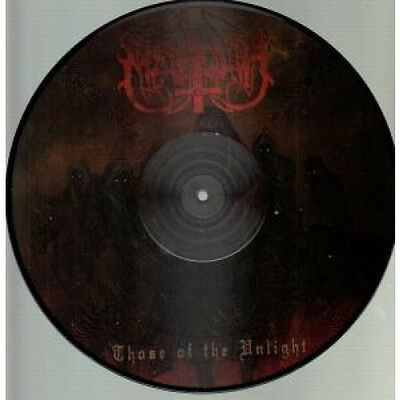 MARDUK Those Of The Unlight LP VINYL 8 Track Pic Disc Limited To 500 Copies (b