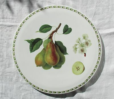 Royal Horticultural Society Cake Stand By Queen's, England  -  Hooker's Fruit